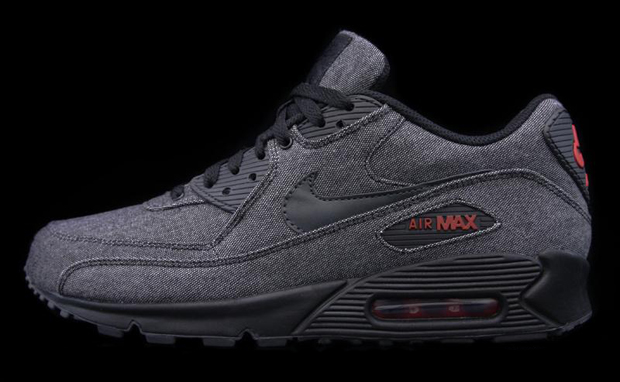 design intemporel 3a3fa ce7a3 Nike Air Max 90 Black n' Denim | Dank Ideas